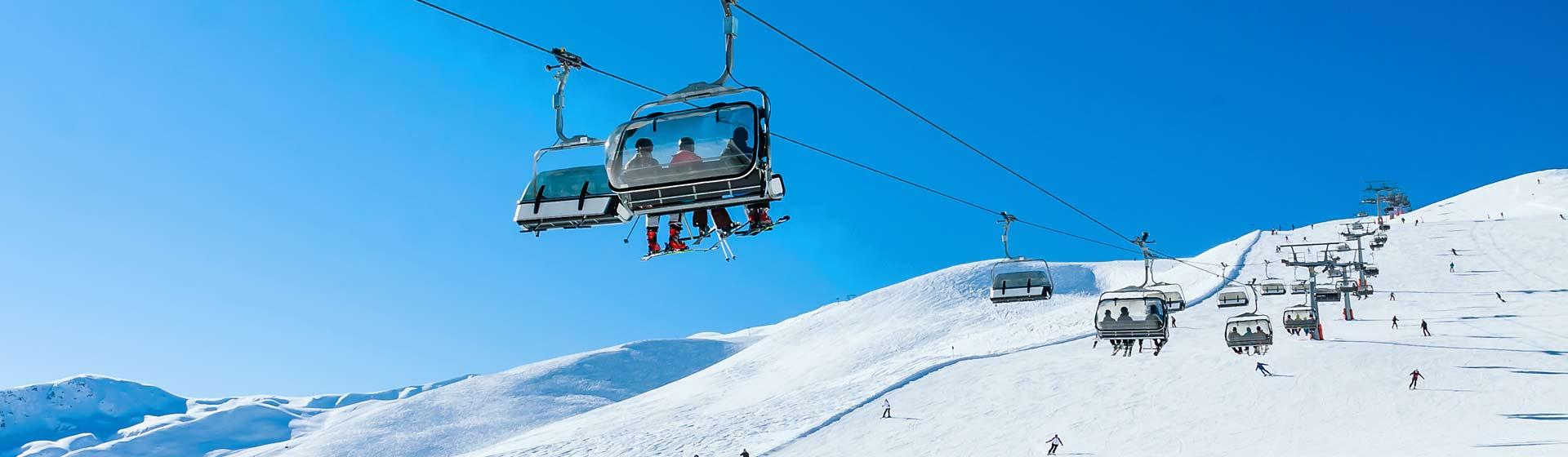 Sjezdovky Alta Valtellina